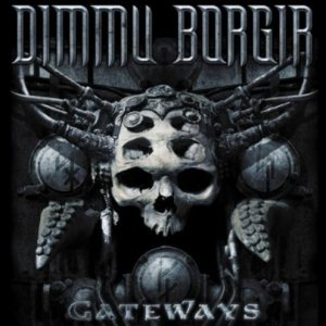 Dimmu Borgir - Gateways cover art