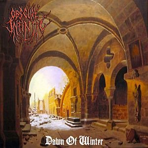 Obscure Infinity - Dawn of Winter cover art