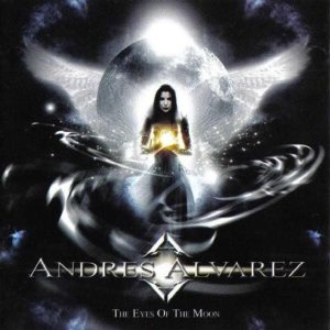 Andres Alvarez - The Eyes of the Moon cover art