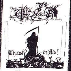 Witchmaster - Thrash Ör Die! cover art