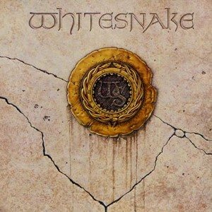 Whitesnake - 1987 cover art