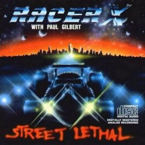 Racer X - Street Lethal cover art