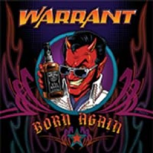 Warrant - Born Again cover art