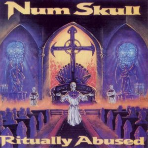 Num Skull - Ritually Abused cover art