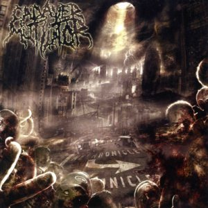 Cadaver Mutilator - Nechronicles cover art