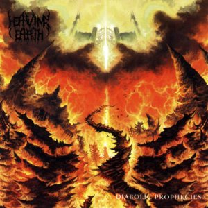 Heaving Earth - Diabolic Prophecies cover art