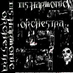 Disharmonic Orchestra - The Unequalled Visual Response Mechanism cover art