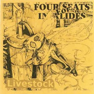 Four Seats For Invalides - Livestock cover art