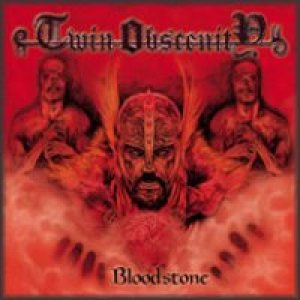 Twin Obscenity - Bloodstone cover art