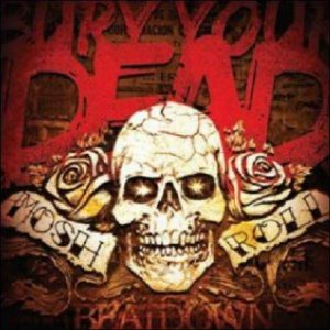 Bury Your Dead - Mosh & Roll cover art