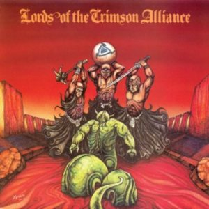 Lords of the Crimson Alliance - Lords of the Crimson Alliance cover art
