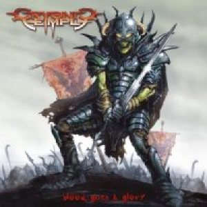 Cryonic Temple - Bleed, Guts & Glory cover art