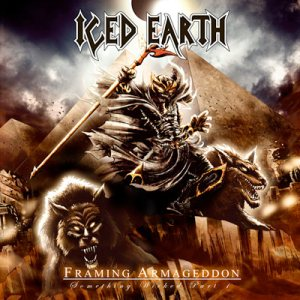 Iced Earth - Framing Armageddon cover art