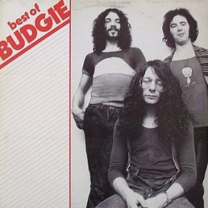Budgie - Best of Budgie (1981) cover art