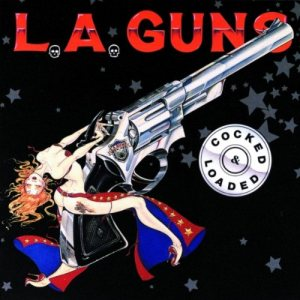 L.A. Guns - Cocked & Loaded cover art