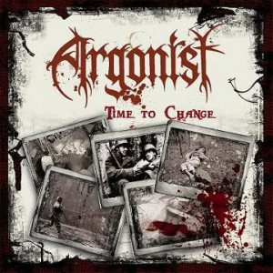 Argonist - Time to Change cover art