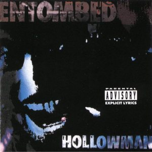 Entombed - Hollowman cover art