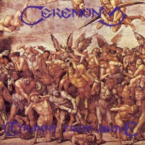 Ceremony - Tyranny from Above cover art
