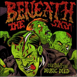 Beneath the Sky - The Day the Music Died cover art