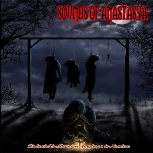 Kliwon - Sounds of Anastasya cover art