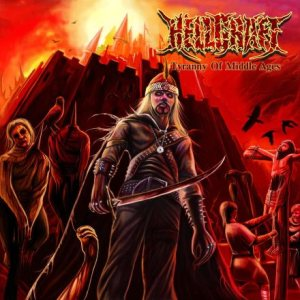 Hellcraft - Tyrants of Middle Ages cover art