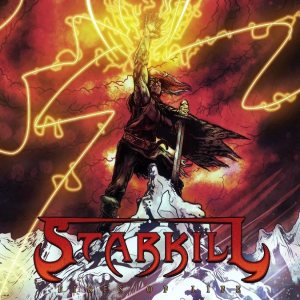 Starkill - Fires of Life cover art