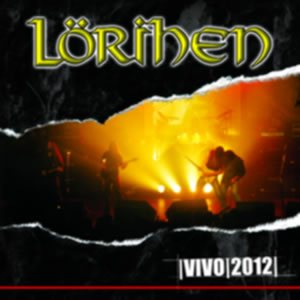 Lörihen - Vivo 2012 cover art