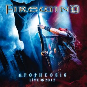Firewind - Apotheosis - Live 2012 cover art