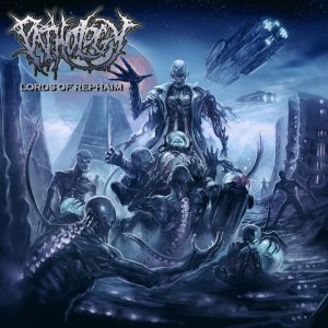 Pathology - Lords of Rephaim cover art