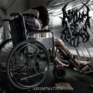 Asylum of Apathy - Abomination cover art