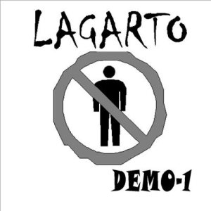Lagarto - Demo-1 cover art