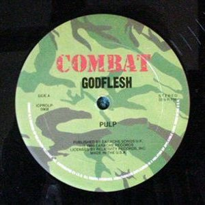 Godflesh - Pulp/Christbait Rising cover art