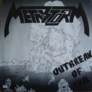Metal Storm - Outbreak of Evil cover art