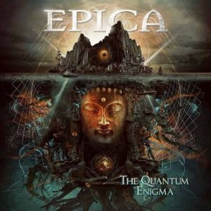 Epica - The Quantum Enigma cover art