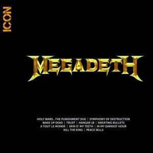 Megadeth - Icon cover art