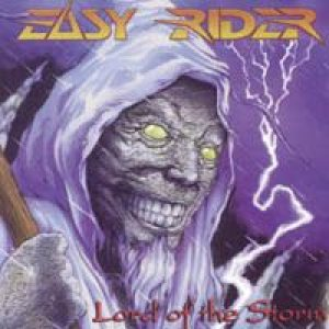 Easy Rider - Lord of the Storm cover art