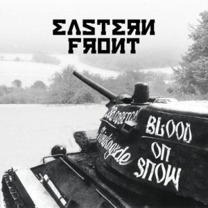 Eastern Front - Blood on Snow cover art