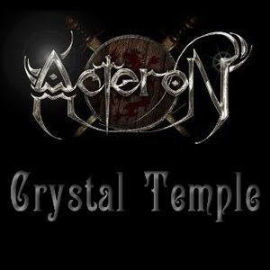 Acteron - Crystal Temple cover art