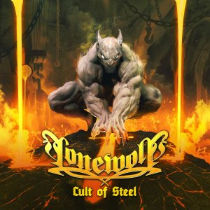 Lonewolf - Cult of Steel cover art