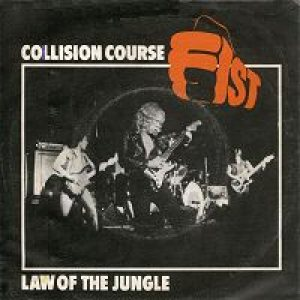 Fist - Collision Course cover art