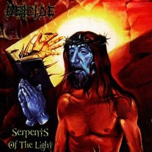 Deicide - Serpents of the Light cover art