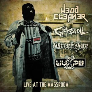 Head Cleaner - Live at the Massroom cover art