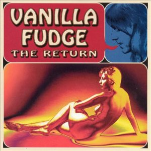 Vanilla Fudge - The Return cover art