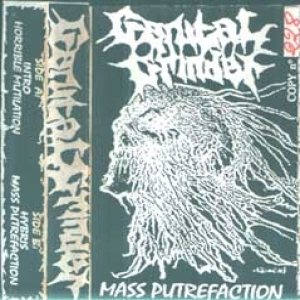 Genital Grinder - Mass Putrefaction cover art