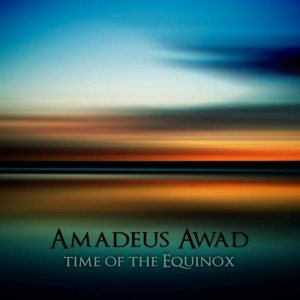 Amadeus Awad - Time of the Equinox cover art