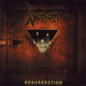 Venom - Resurrection cover art