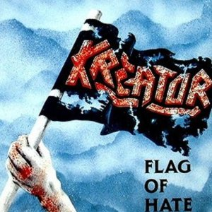 Kreator - Flag of Hate cover art