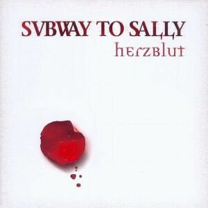 Subway to Sally - Herzblut cover art
