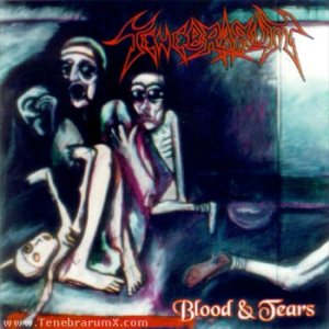 Tenebrarum - Blood & Tears cover art