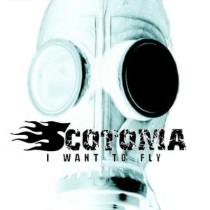 Scotoma - I want to Fly cover art